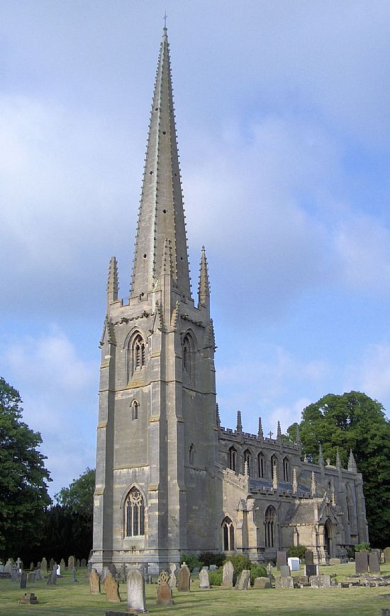 brant broughton church