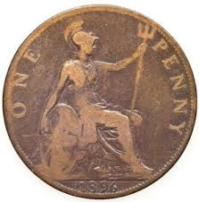 an old penny