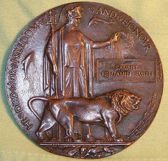 death plaque