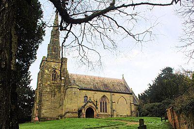 coleorton church