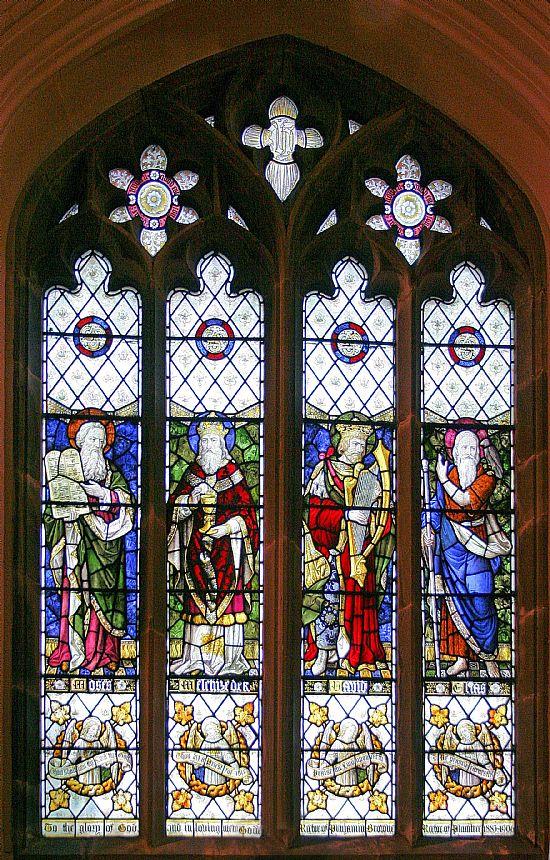 browne memorial window