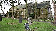 Pilsley Churchyard