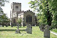 Plumtree Churchyard