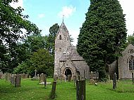 Wormhill Churchyard