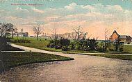 Whiteinch Park, General View
