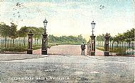 Victoria Park Gates, Whiteinch