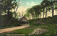 The Fossil Grove, Victoria Park