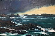 Stormy Clachtoll