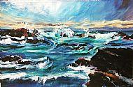 Stormy Seas - Gairloch