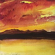 Cuillin Sunset