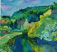 Crinal Canal. Sold