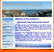 eyemouth community council - spanglefish