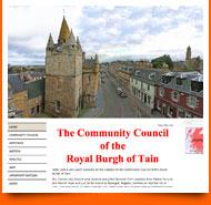 royal burhy of tain - spanglefish