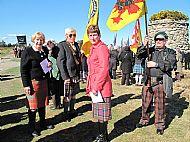Culloden Commemoration 18th April 2015