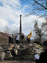 Glencoe Commemoration 13th February 2016
