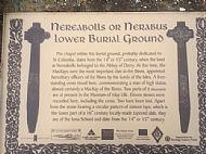 Nerabus plaque