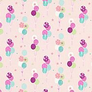 Pink Balloons Pair