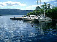 Drumnadrochit Harbour Loch Ness