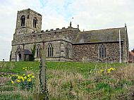 Skipsea Parish Church