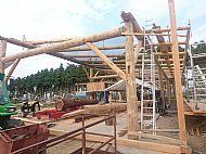 Logie sawmill shed 2018