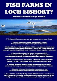 FISH FARMS IN LOCH EISHORT?