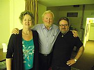 Maggie Mike with Sean Cannon