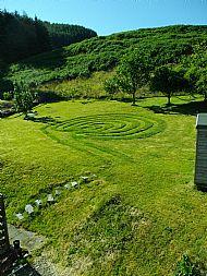 Caorann Labyrinth