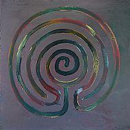 Venus. Lilac Labyrinth