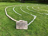 Loch Melfort Hotel Labyrinth