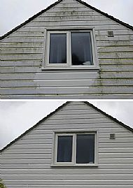 Fascia Cladding Cleaning