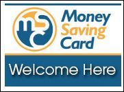 the money saving card