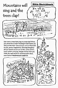 Clapping Trees