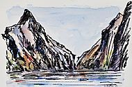 The Defile, Milford Sound