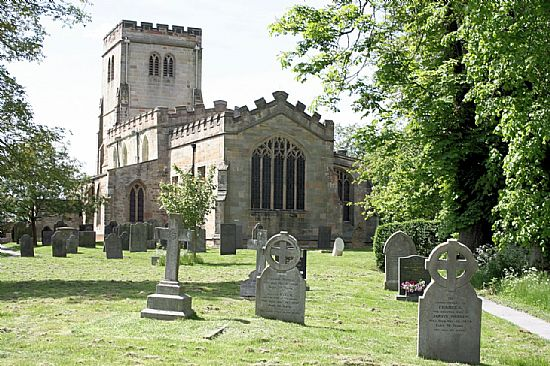 plumtree church exterior