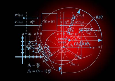 mathematics physics formula graphic image