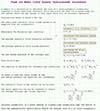 hydraulic accumulator calculation sheet