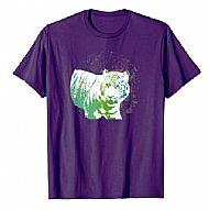 Coloured Tiger t-shirt