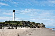 Lighthouse on Beach
