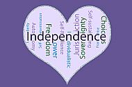 Independence Heart - Keeping it all together