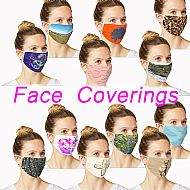 click for face coverings