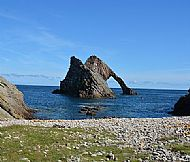 Bow Fiddle Rock and Beach Jigsaw
