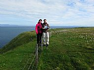 DUNCANSBY HEAD TO JOG ROUTE