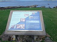 Ness Of Duncansby Plaque