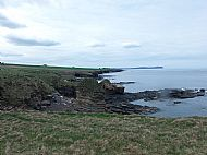 Looking towards Dunnet Head