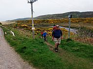 BETTYHILL TO MELNESS ROUTE