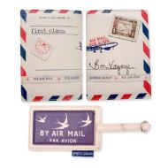 PAPER PLANE TRAVEL SET