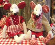 MR & MRS MOUSE