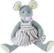 LARGE KNITTED MOUSE