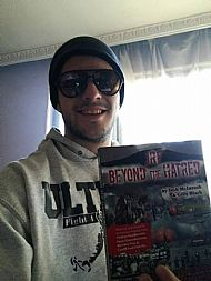 JRF Beyond the Hatred with Madjo from Spartak Varna Youths