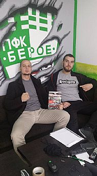 JRF Beyond the Hatred with Beroe Dimov from Green Vandals-Stz